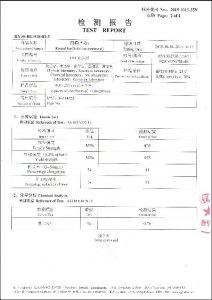 תעודה עבור S32750