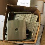 מותאם אישית סופר דופלקס s32205 (f60) מכונת כביסה / אטב צלחת מרובעת נירוסטה